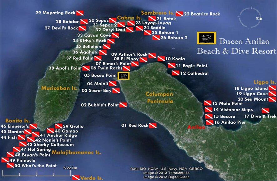 Buceo Anilao Resort