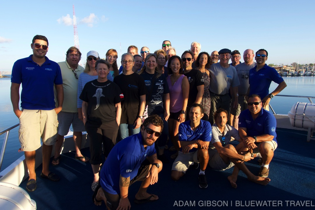 Bluewater Group and Crew
