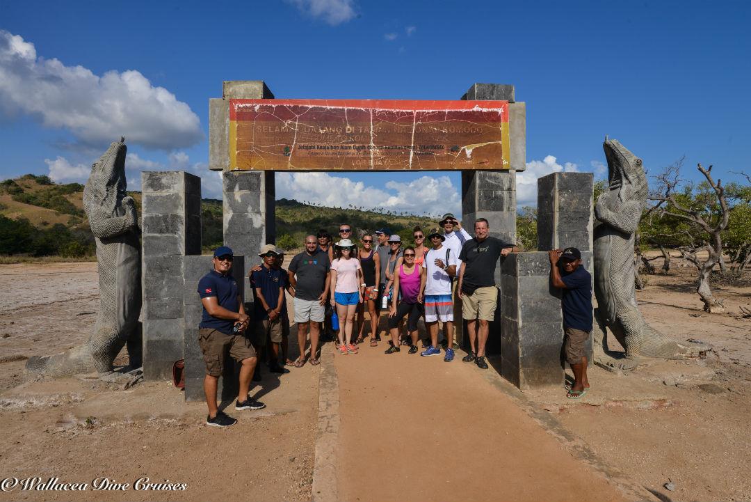 Komodo 2016 Bluewater Trip