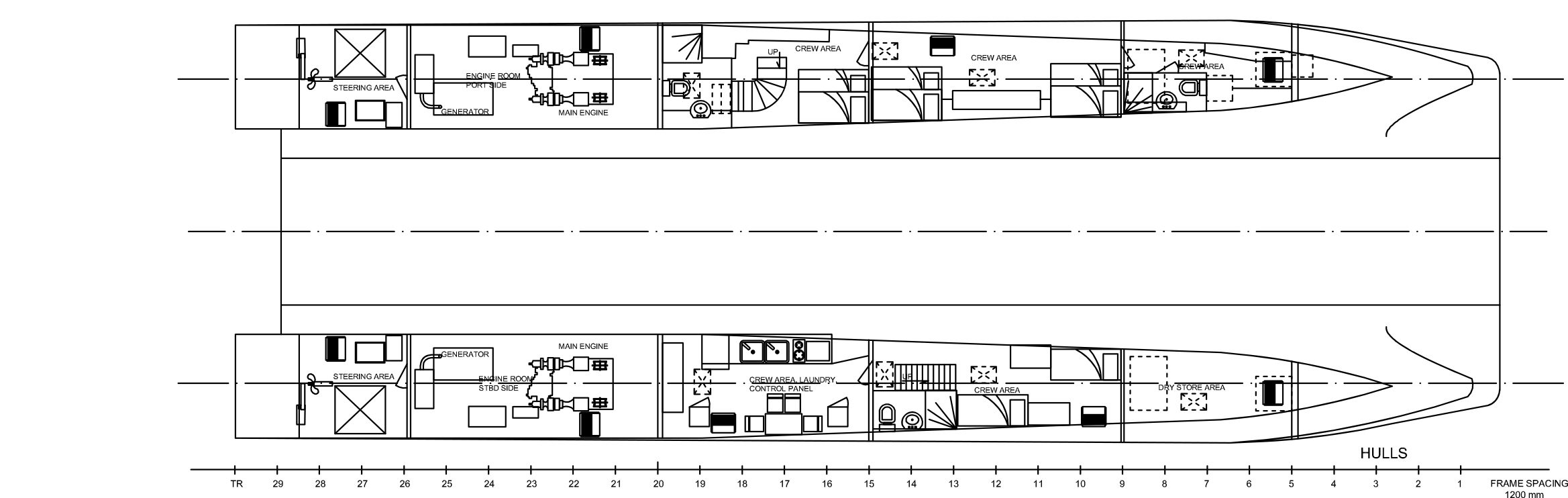 Solitude Adventurer Deckplan