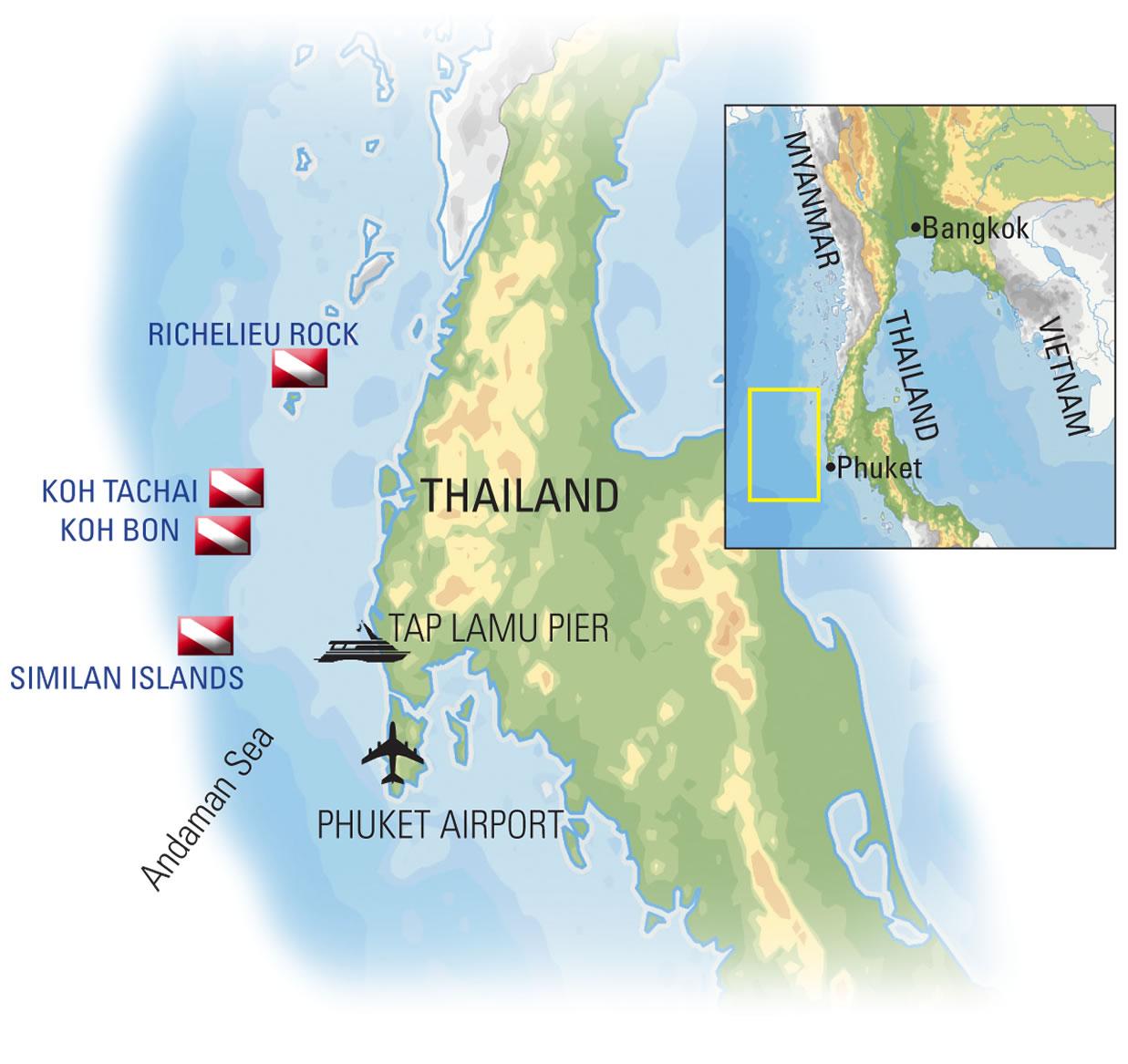 Thailand Aggressor