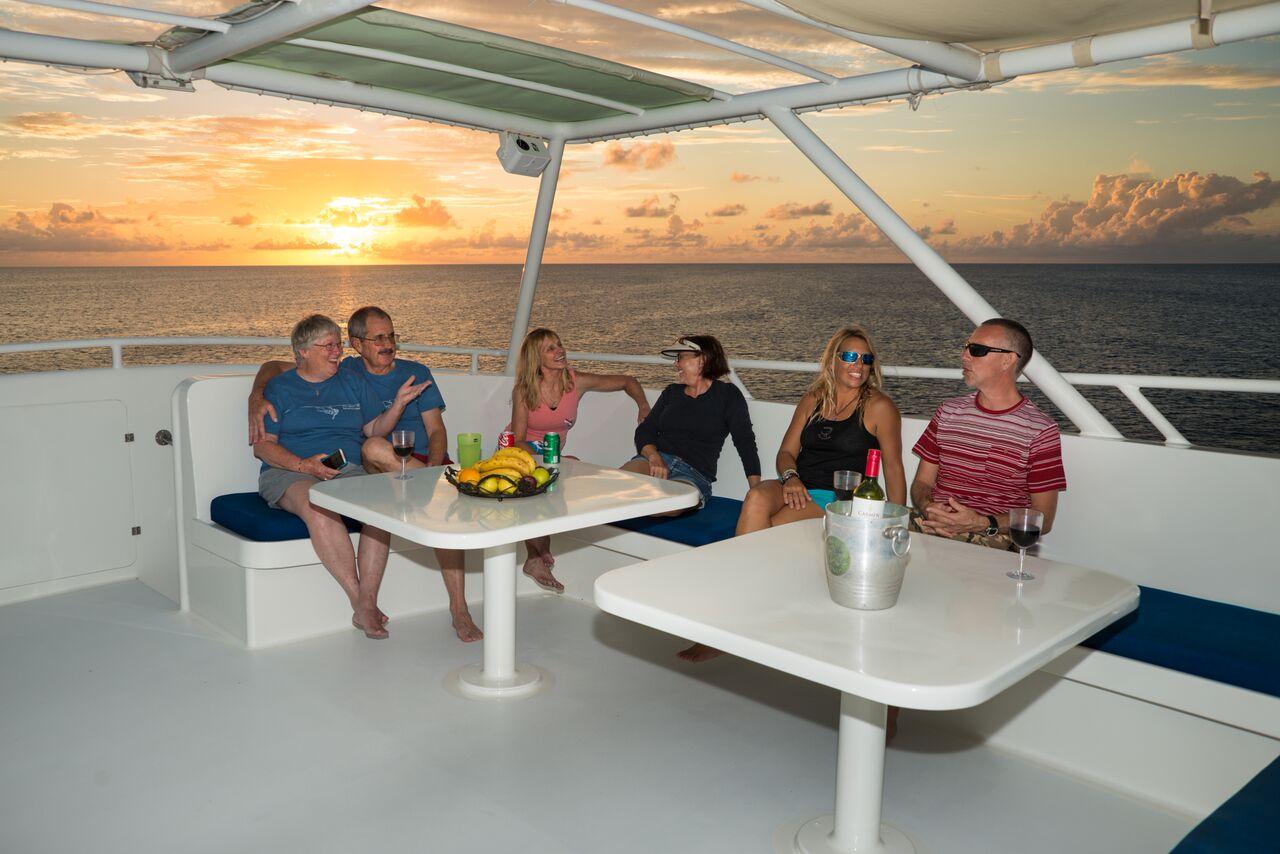 Turks and Caicos Explorer II Liveaboard