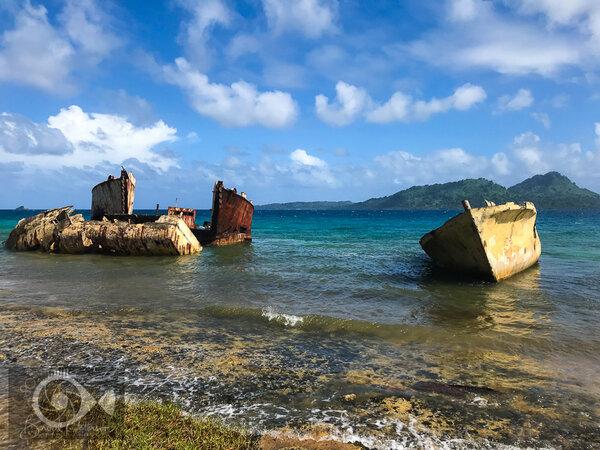 Truk Lagoon 2018