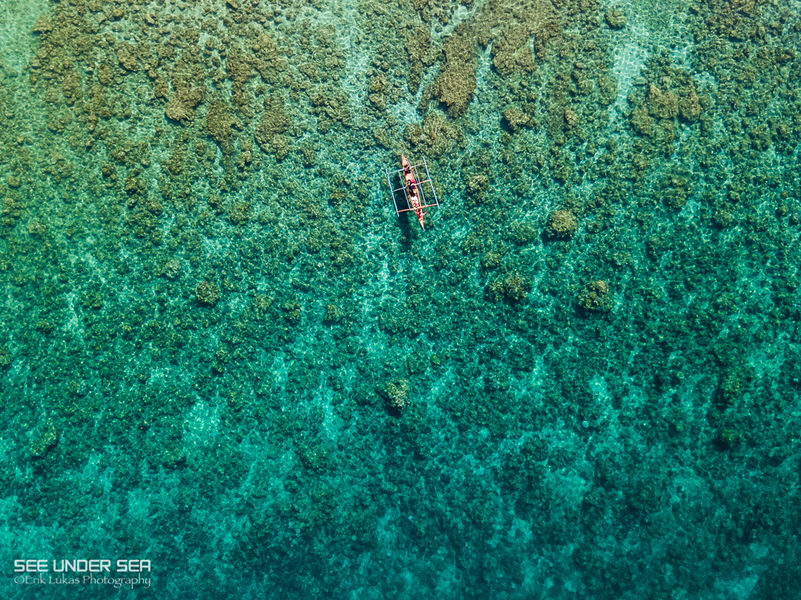 Anilao From Above by Erik Lukas for Anilao Trip Report 2019