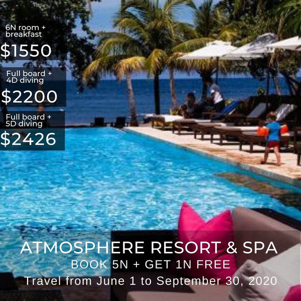 Atmosphere Resort Special May 2020