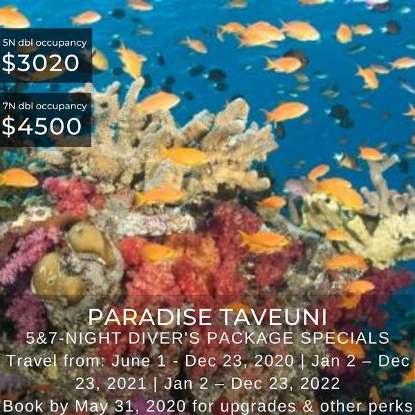 Paradise Taveuni Special May 2020