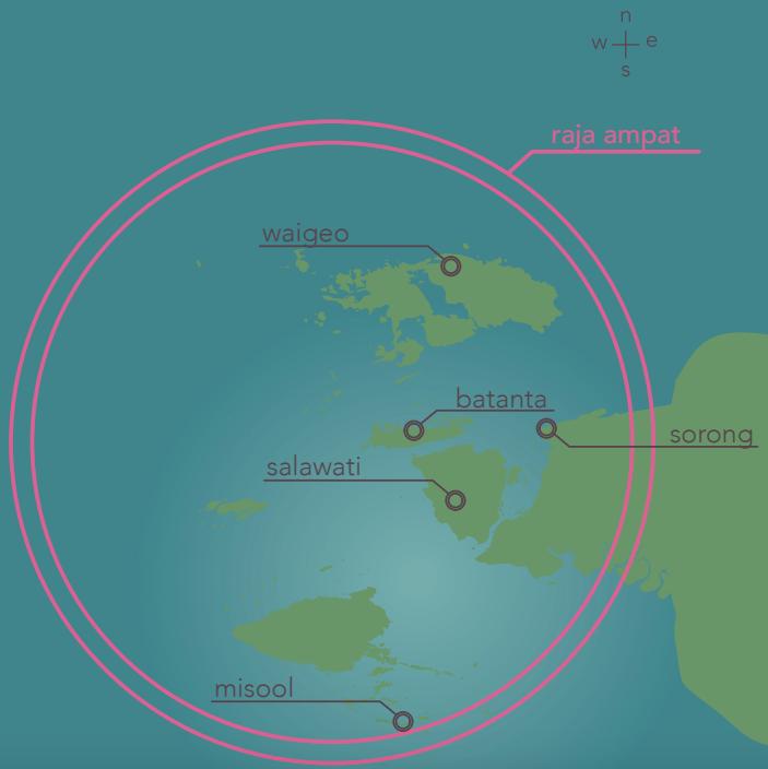 misool map 1