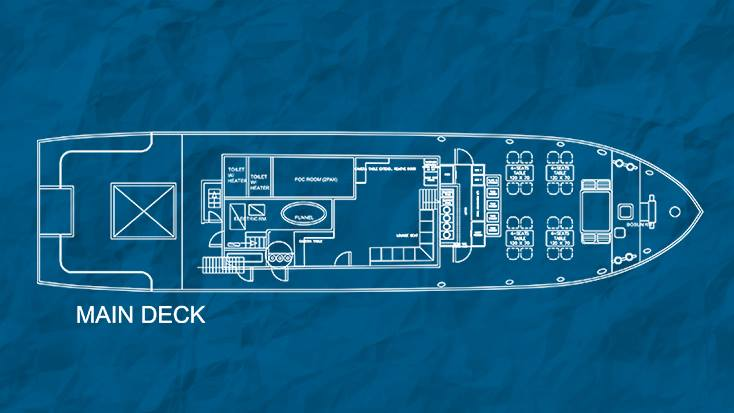 M/Y Resolute Philippines Liveaboard