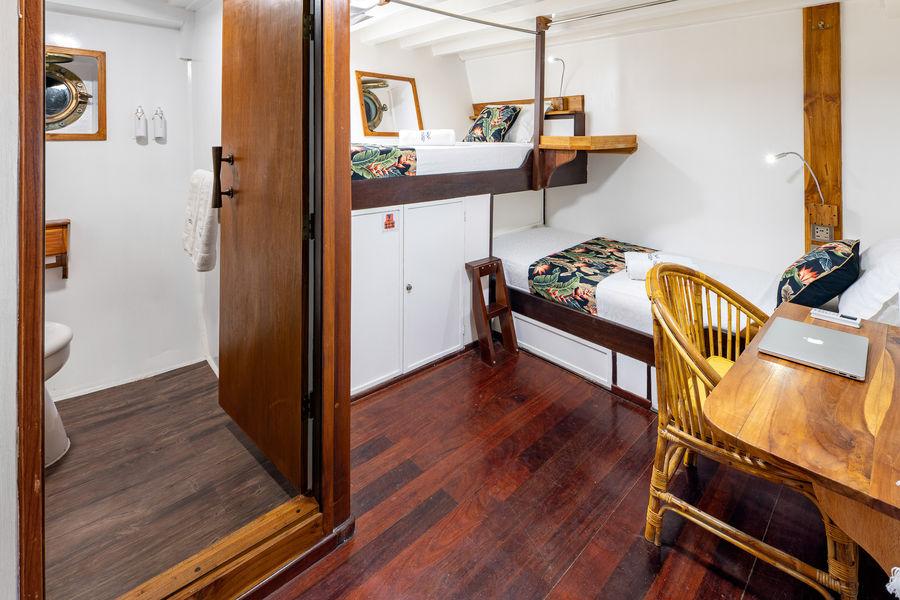 my seahorse cabin 4