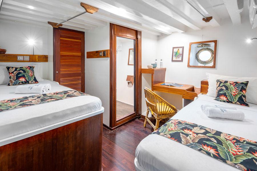 my seahorse cabin 1