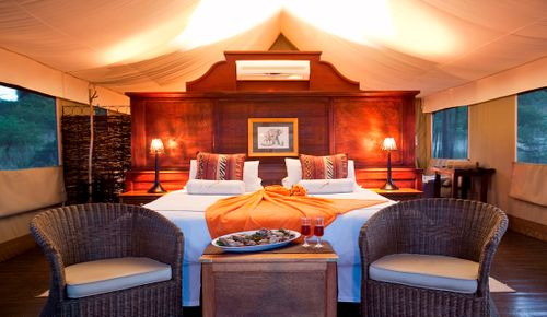 Nambiti Private Game Reserve Tented Accommodation