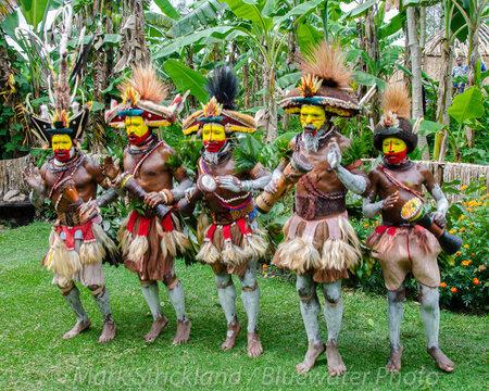 Papua New Guinea Trip Report