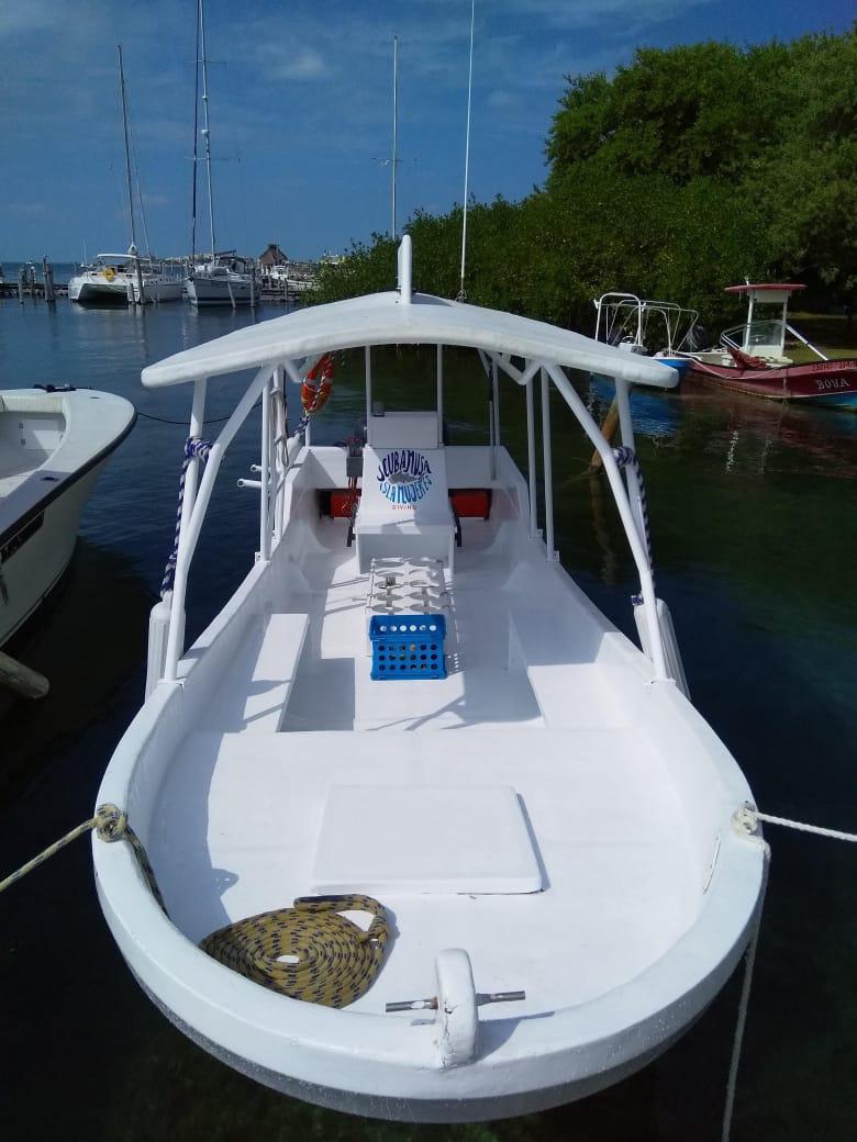 Scuba MUSA Isla Mujeres