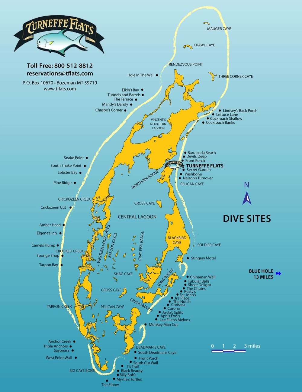 Turneffe Flats, Belize - Fly Fishing Belize