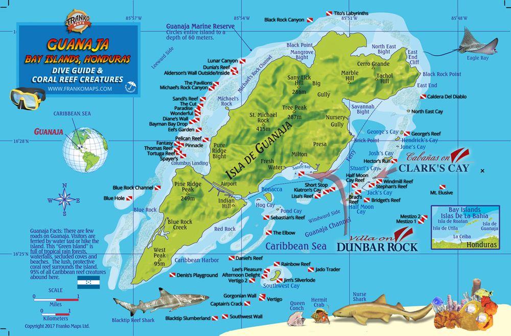 Villa on Dunbar Rock Dive Sites