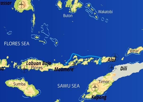 Waow Liveaboard Indonesia