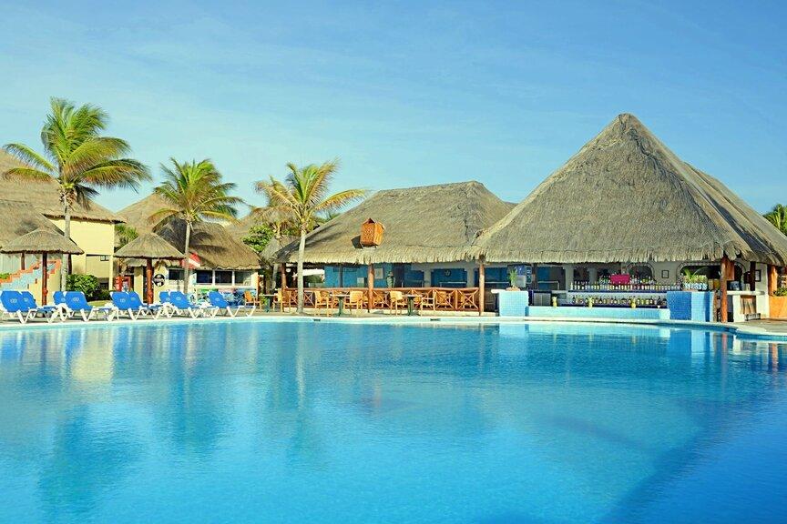 Allegro Playacar Resort Mexico Scuba Diving Bluewater Dive Travel