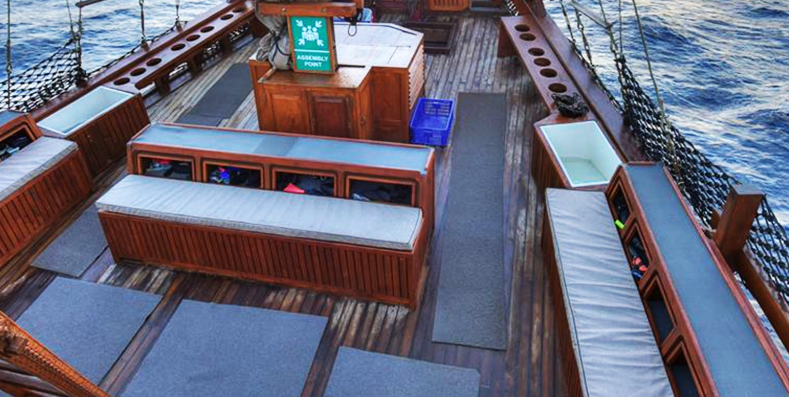 Arenui Liveaboard, Indonesia - Bluewater Dive Travel