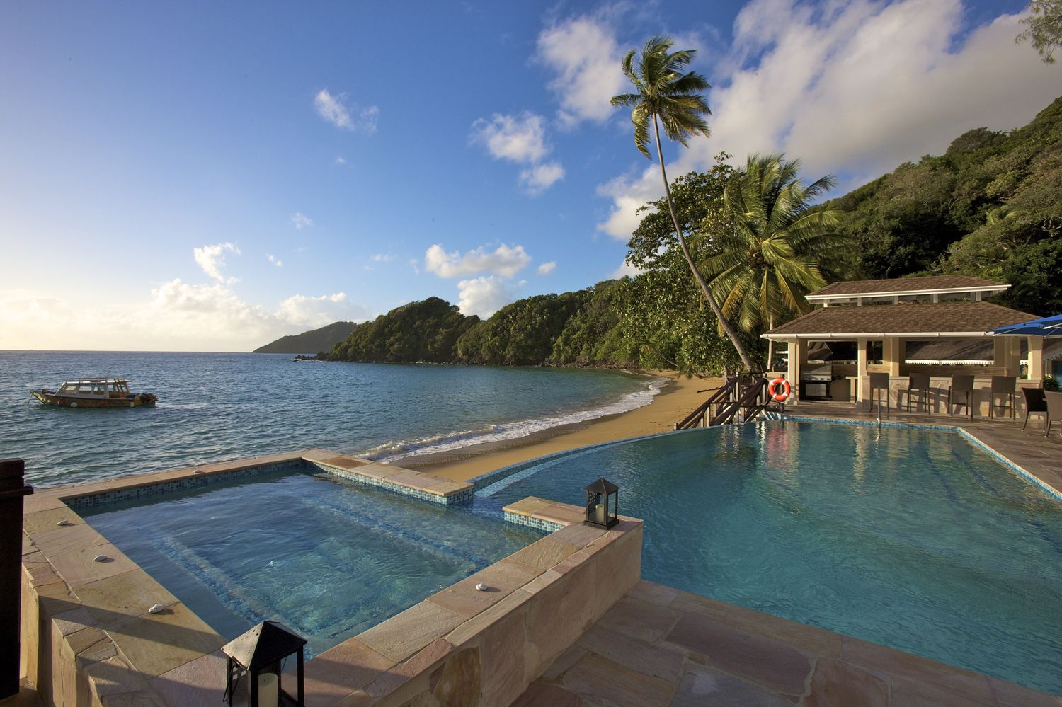 Blue Waters Inn Tobago Reviews Amp Specials Bluewater Dive