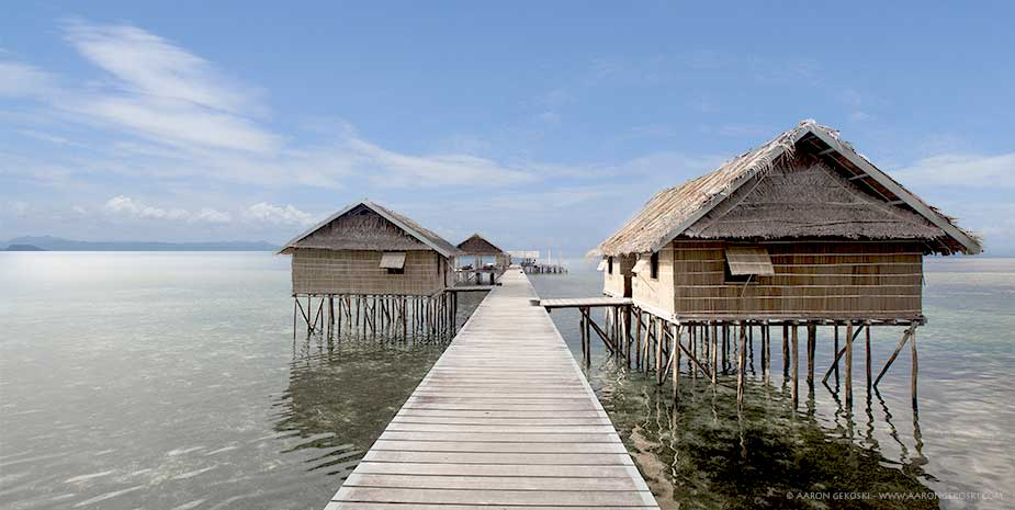 Kri Eco Resort Papuan Cottage