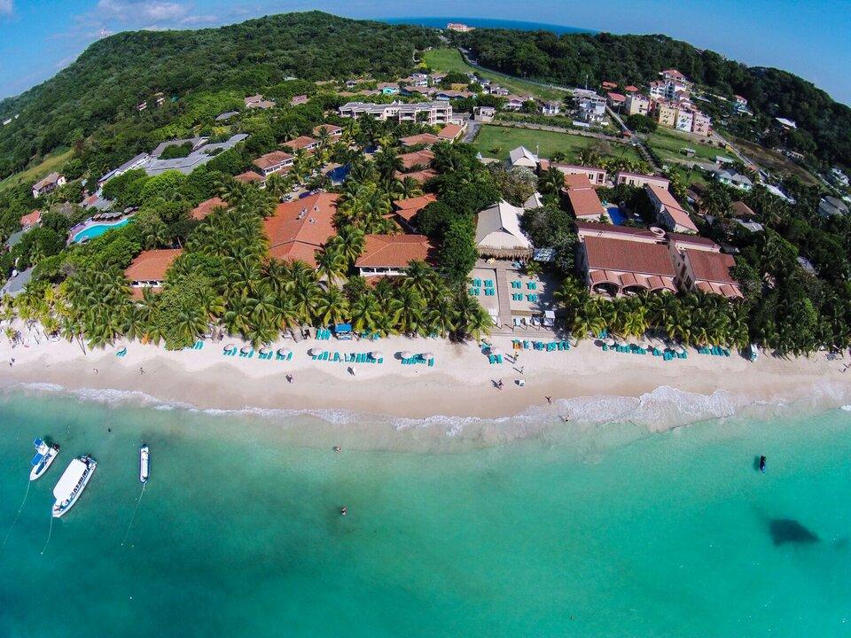 Mayan princess beach dive resort roatan reviews for Roatan dive resort