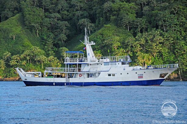 Okeanos Aggressor I boat