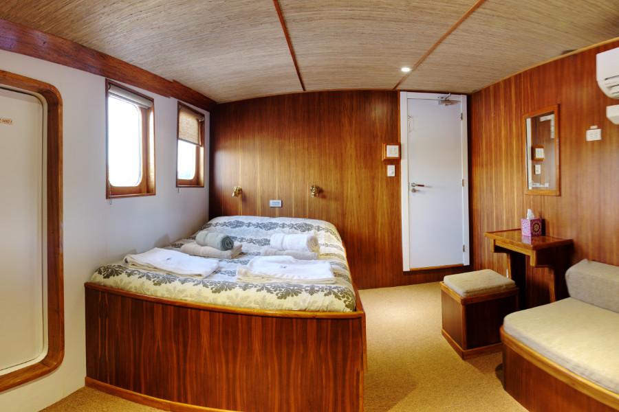 Ocean Hunter III Master Stateroom