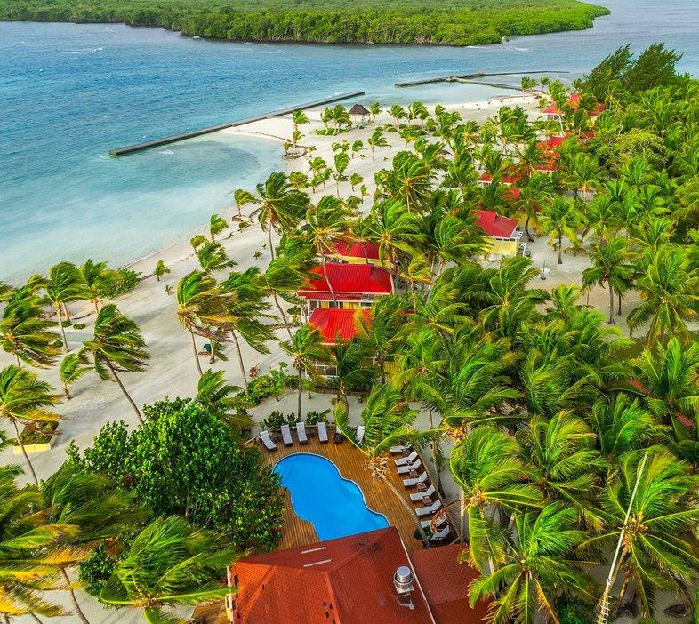 Island Resort: Turneffe Island Resort, Belize