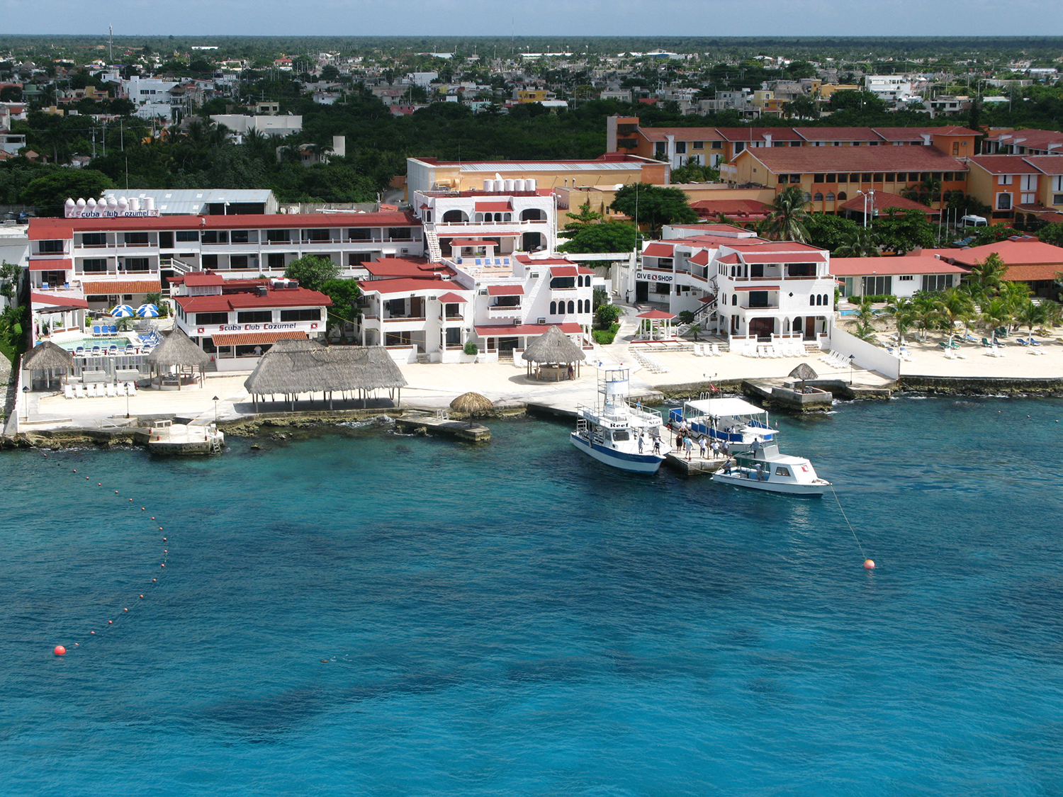 Scuba Club Cozumel Mexico Booking Deals Bluewater