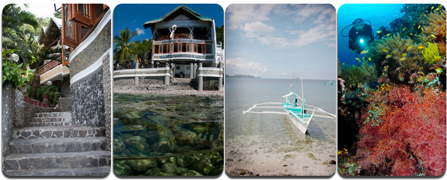 Crystal Blue Resort Anilao