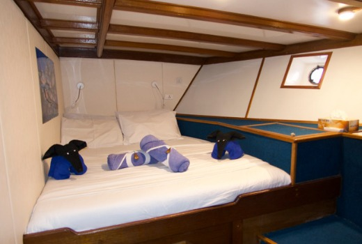 Blue Spirit Maldives Double Cabin