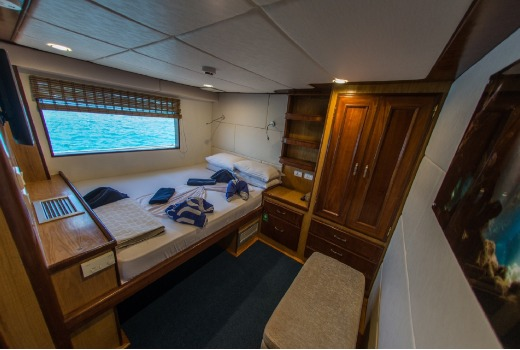 Blue Voyager Double Cabin