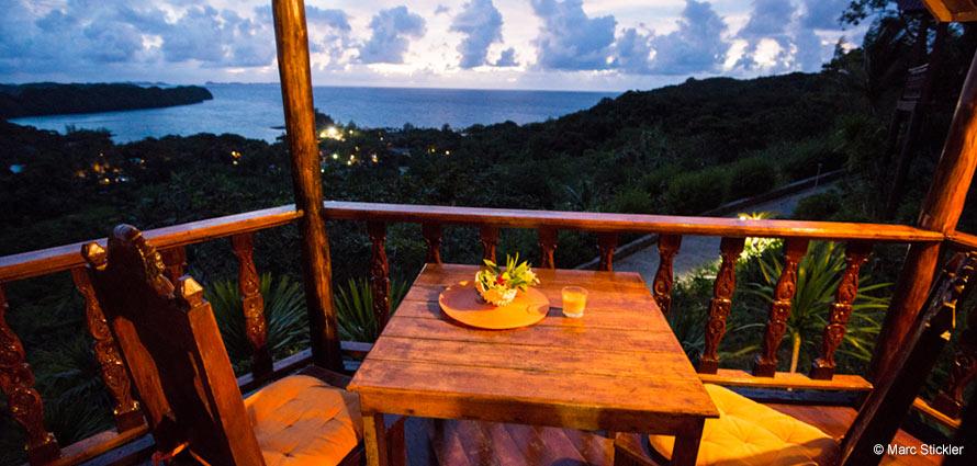 Aliiibamou Resorts Carolines