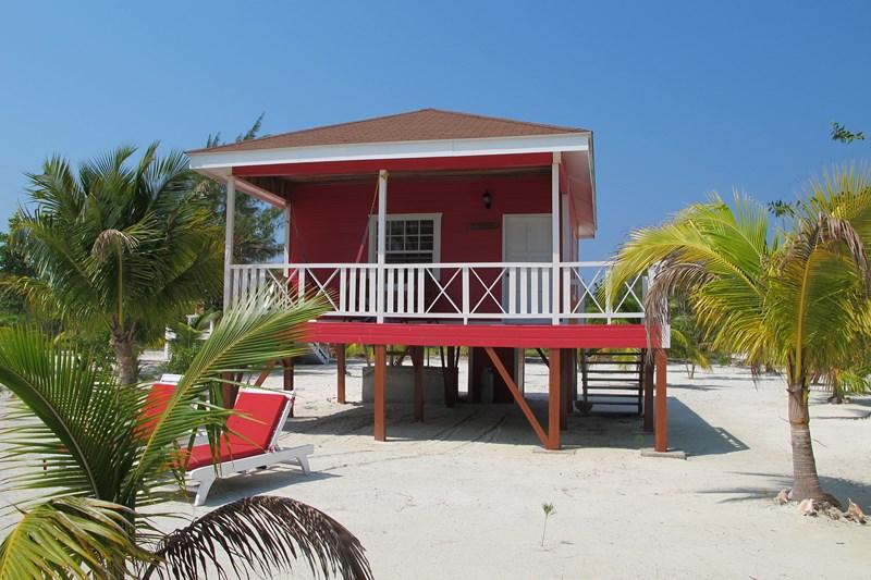 Coco Plum Island Resort S Standard Cabana