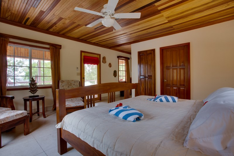 Coco Plum Island Resort's standard cabana