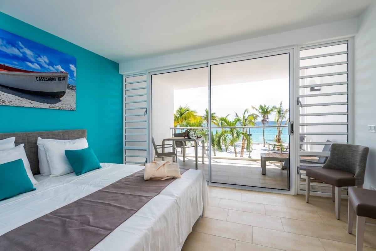 Delfins Beach Resort Bonaire's studio