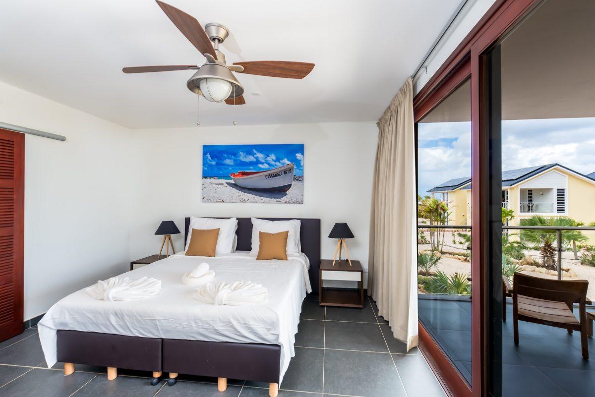Delfins Beach Resort Bonaire's 2 bedroom apartment