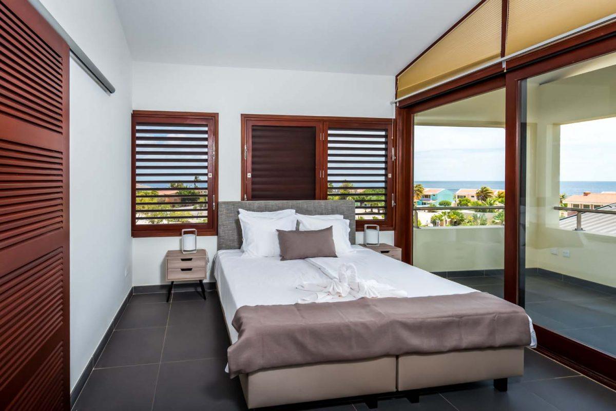 Delfins Beach Resort Bonaire's penthouse