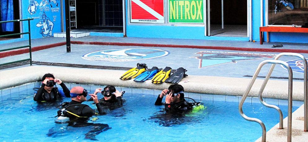 Marco Vincent Dive Resort