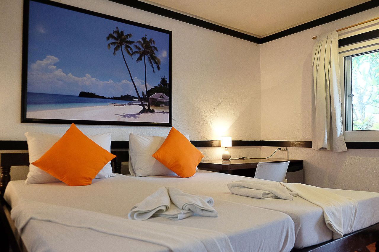 Hippocampus Resort Superior Room