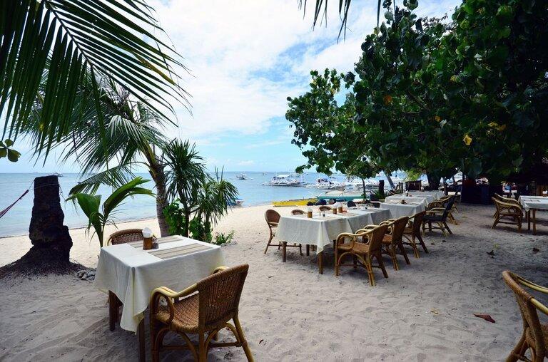 Hippocampus Resort Dining