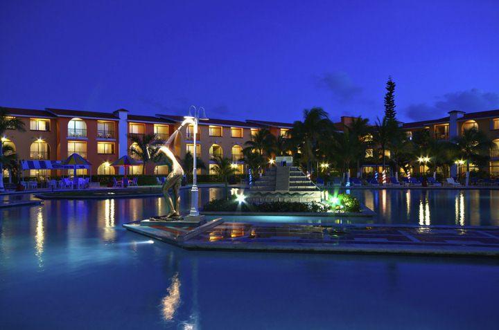 hotel cozumel: