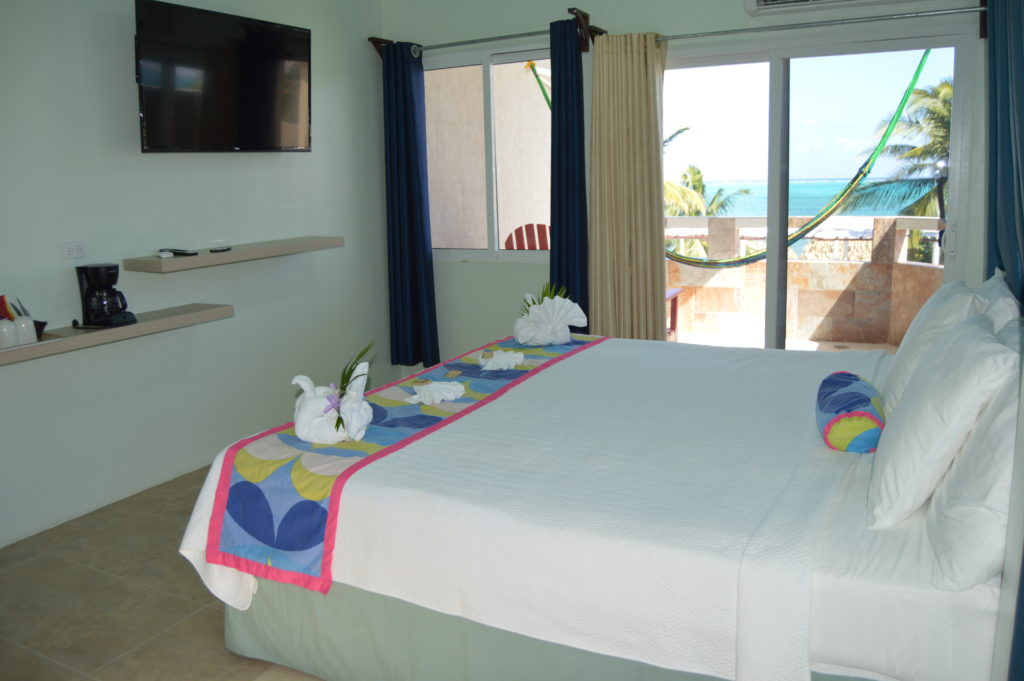 Island Magic Beach Resort's Ocean View Room 3rd floor