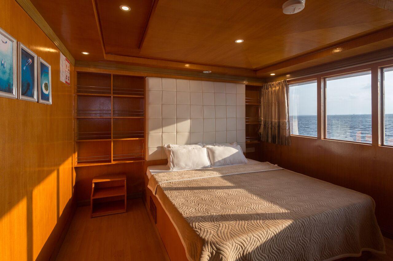 Maldives Explorer Seaview Suite