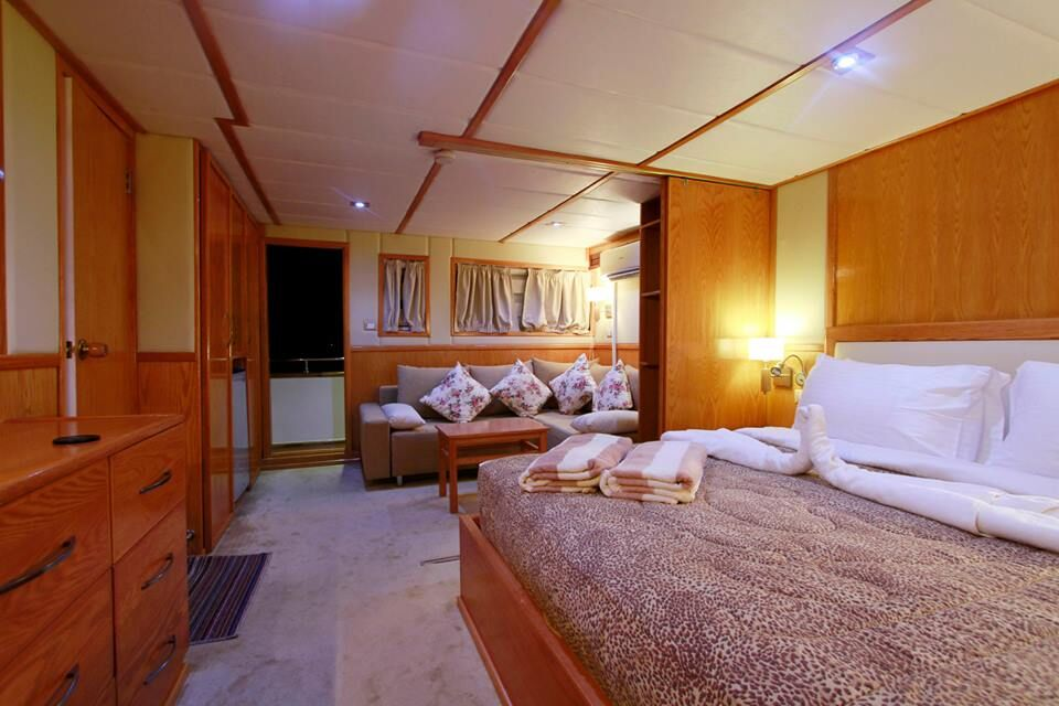 Marselia Star Seaview Suite