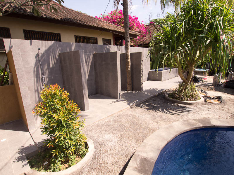 Paradise Palm Beach Bungalows Tulamben