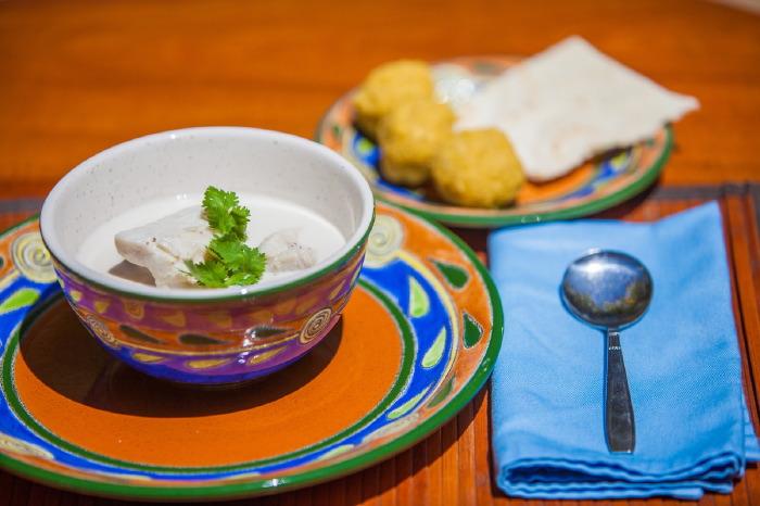 Pelican Beach Resort Dangriga's food