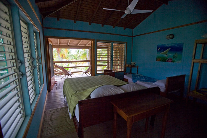 Pelican Beach Resort South Water Caye's cottage
