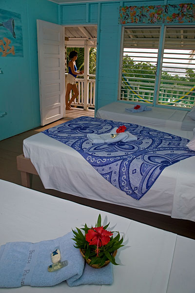 Pelican Beach Resort South Water Caye's Pelican's Pouch Room