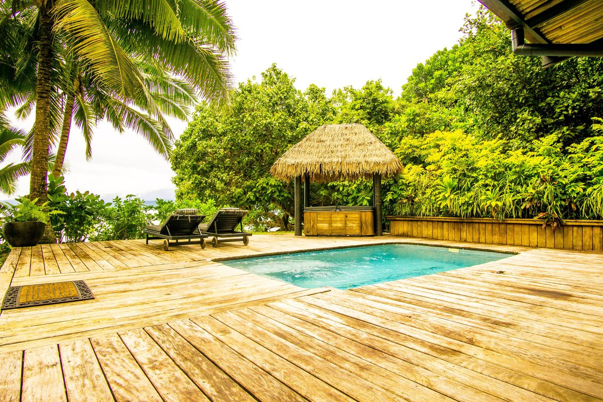 Qamea Resort & Spa Royal Villa